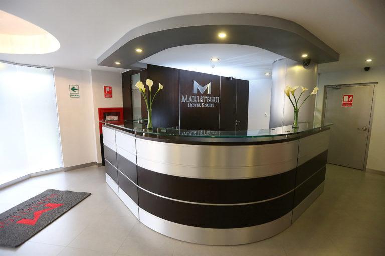 Recibidor de Hotel Mariategui