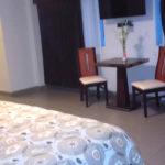 Habitación Junior del Hotel Mariategui